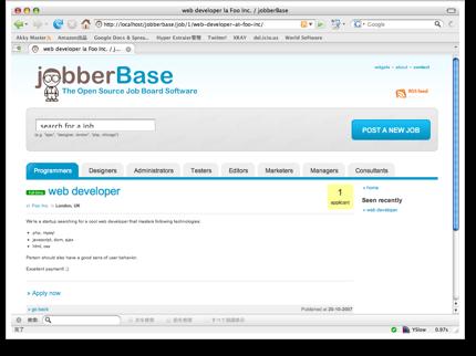 Jobberbase
