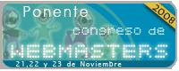 ponente congreso webmasters