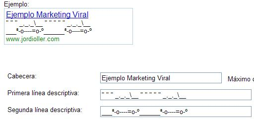 marketing viral adwords