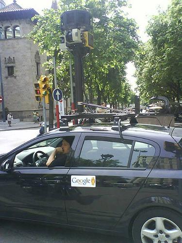 Streetview en Barcelona