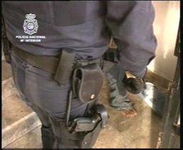 Redada policial estafa online