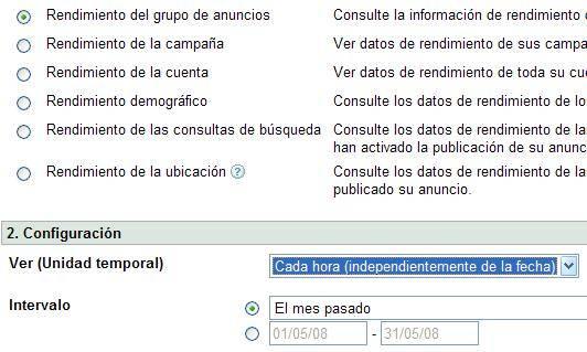 Informe analytics