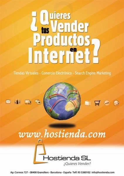 flyer Hostienda