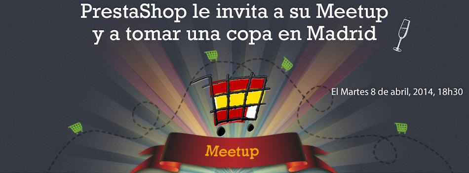 Meetup Prestashop