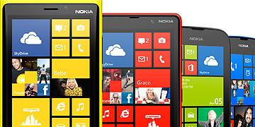 Programador Windows phone