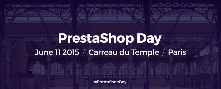 Prestashop Day paris, experto programador prestashop